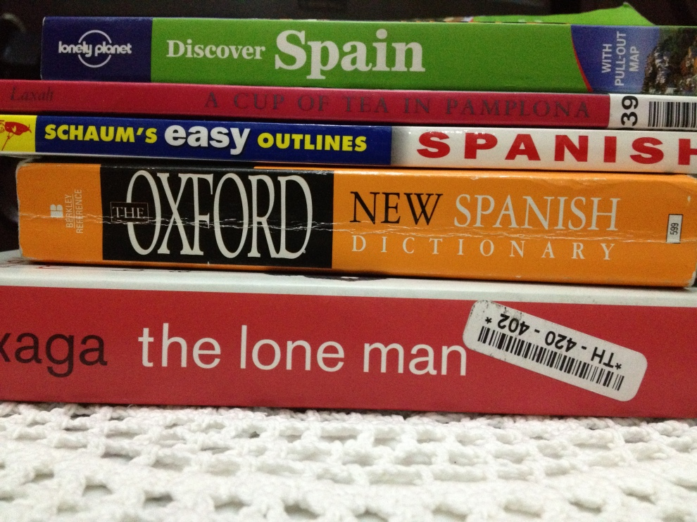 Spanish Books