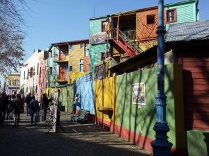 Argentinian street
