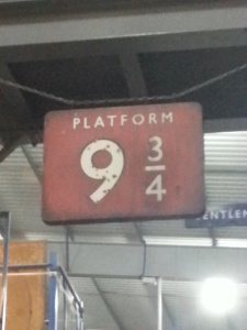 Nerd moment at the National Railway Station!