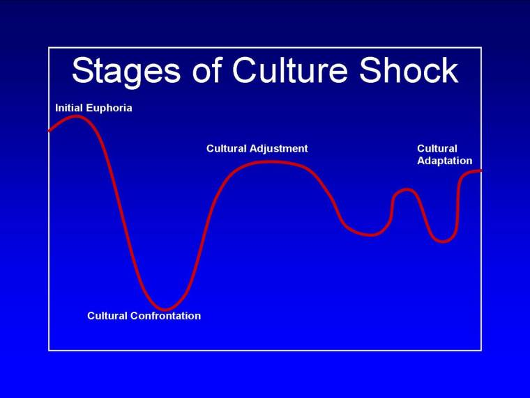 Culture shock slide