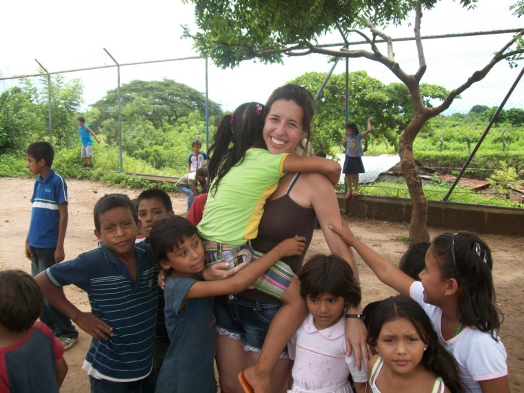 My internship placement in Nicaragua summer 2011