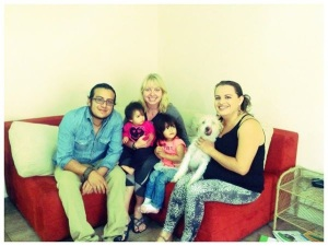 The Muñoz Family 2014