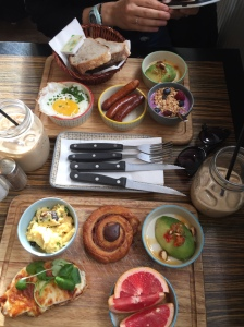 Shoutout to Yelp! for helping me discover a new brunch spot