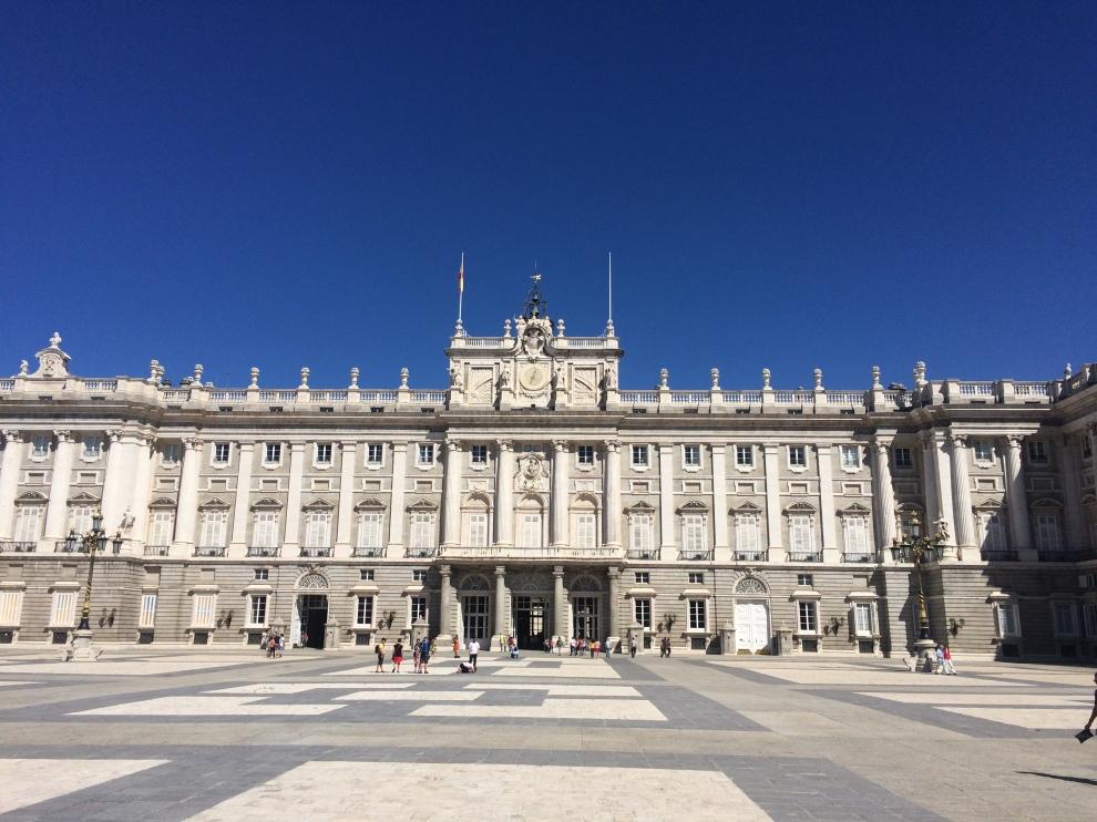 national palace madrid